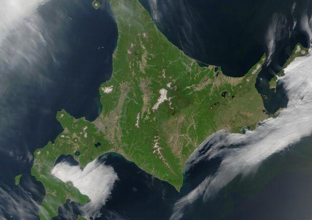 Ile d'Hokkaïdo