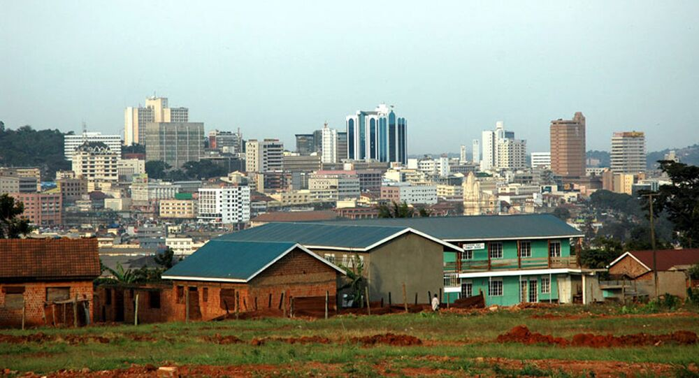 Kampala. Ouganda