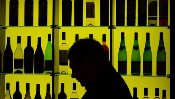 Rayons d'alcool - Sputnik France