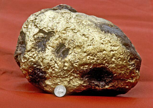 Une pépite d'or