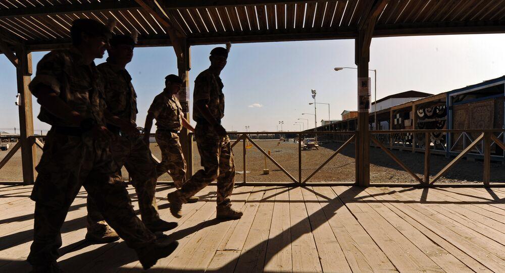 Kandahar, soldats US