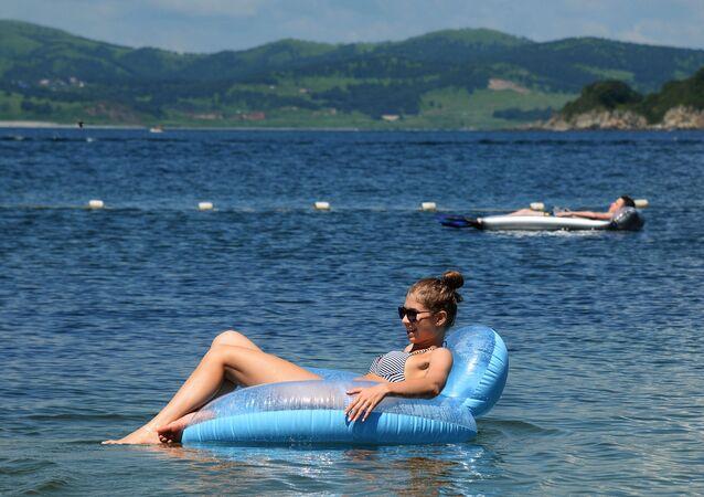 Les vacances dans les stations balnéaires russes
