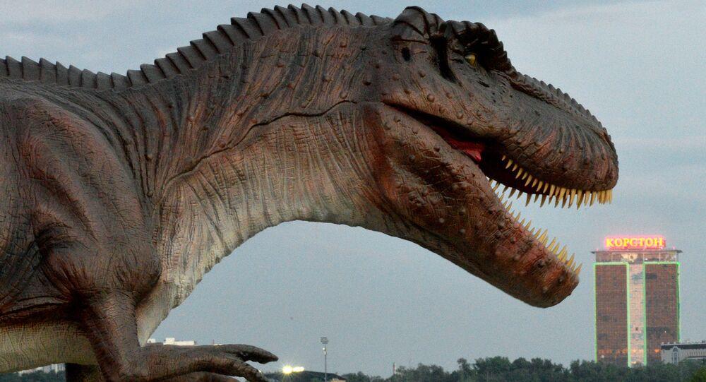 Un dinosaure (image d'illustration)