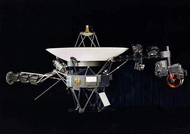 La sonde spatiale Voyager