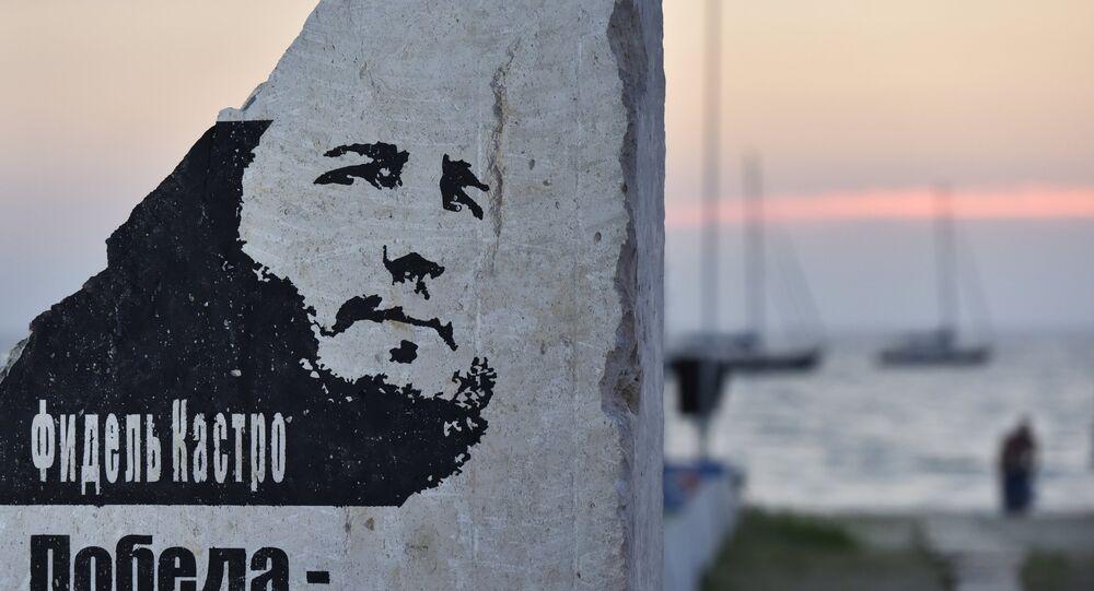 Monument à Fidel Castro