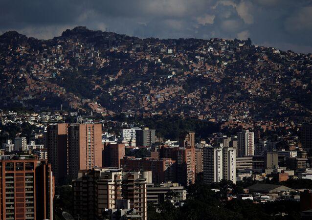 Caracas, image d'illustration