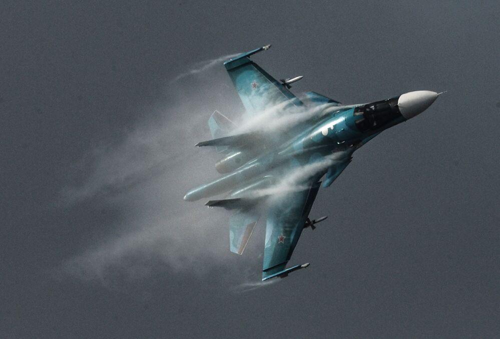 L'avion Soukhoi Su-34