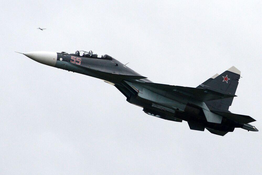 Un Soukhoi Su-30SM