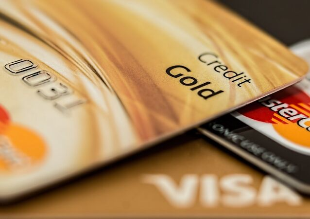 Des cartes de crédit