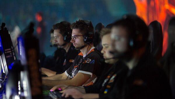 Equipe Virtus.Pro de Dota 2 - Sputnik France