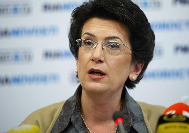 Nino Bourjanadze