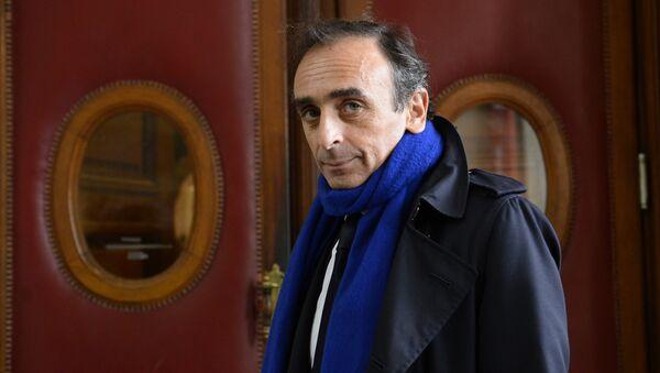 Éric Zemmour - Sputnik France