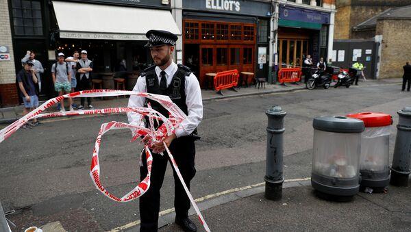 Une substance chimique non identifiée fait 3 blessés à Londres - Sputnik France