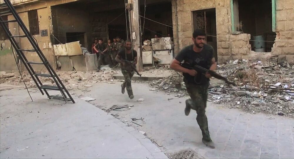 Militaires syriens (Archives)