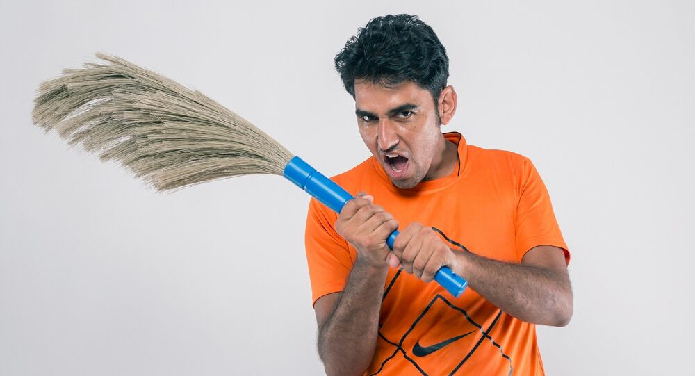 Nettoyage, image d'illustration
