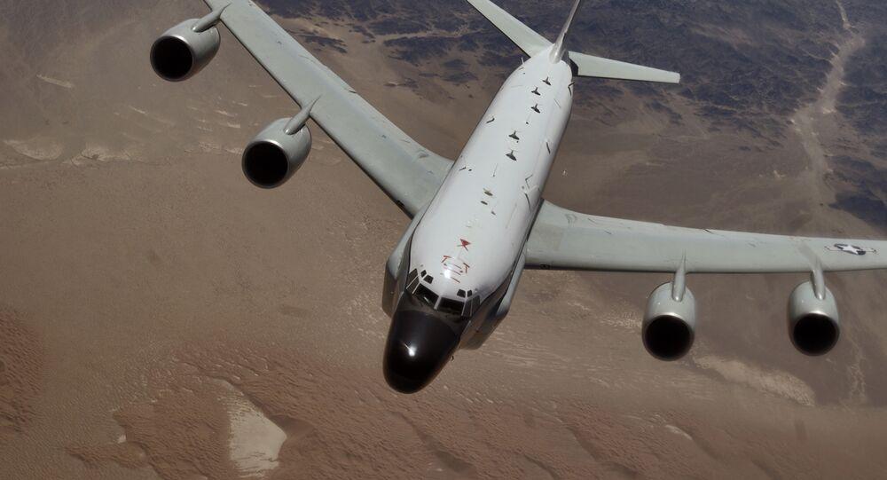 Un RC-135 Rivet (image d'illustration)