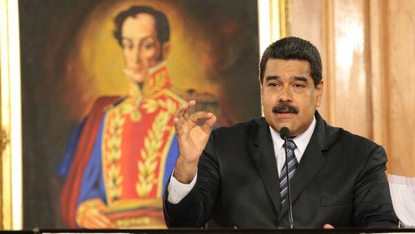 Nicolas Maduro (archives) - Sputnik France