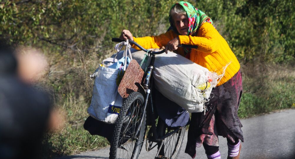 Situation dans le Donbass