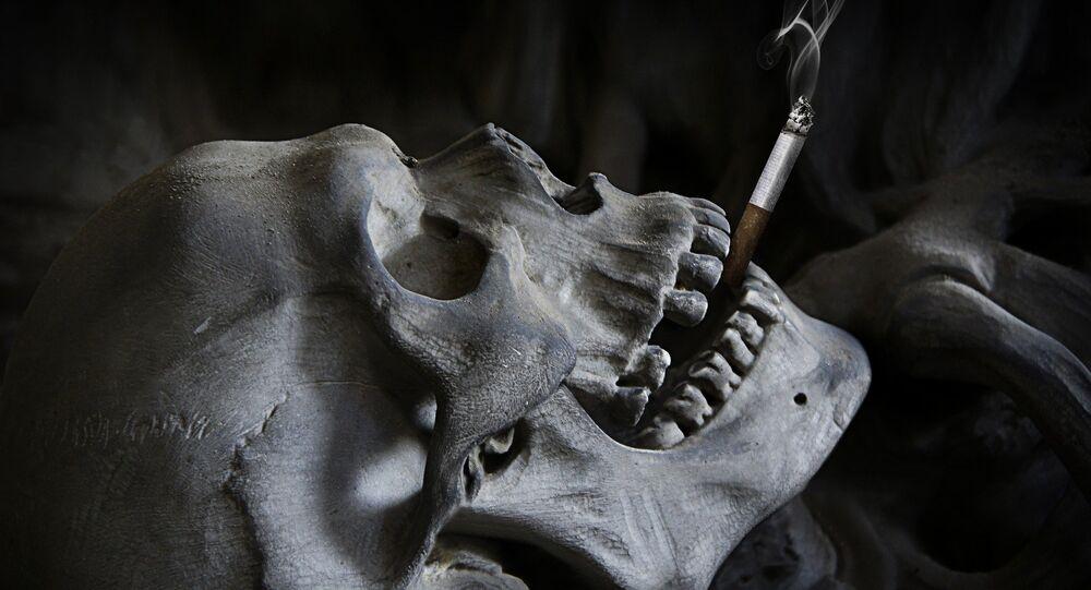 cigarette tue