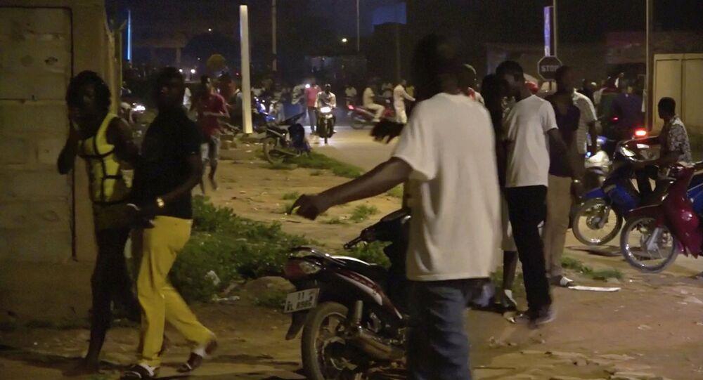 L'attaque «terroriste» de dimanche dernier dans un restaurant de Ouagadougou