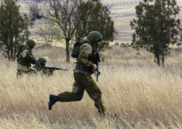 FSB en Crimée