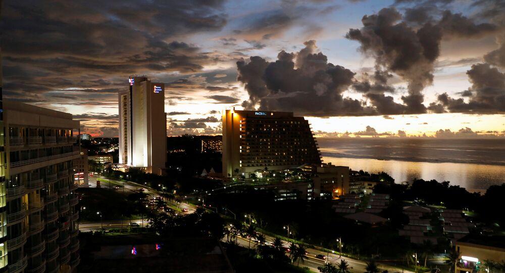 Ile de Guam
