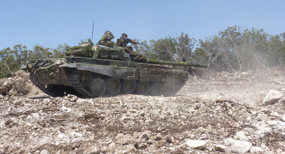 Armée syrienne