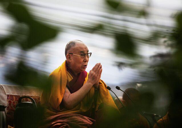 Le 14e dalaï-lama Tenzin Gyatso