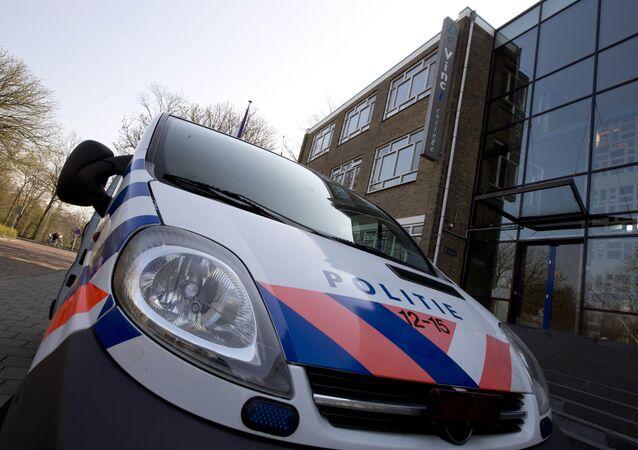 Niederländische Polizei