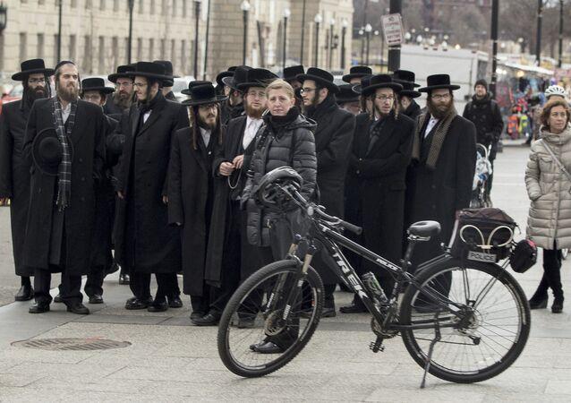 Les Juifs, Washington
