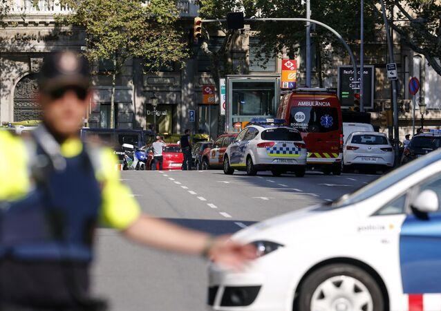Barcelone, après l'attentat