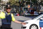 Une fourgonnette a percuté la foule à Barcelone (17 août 2017)