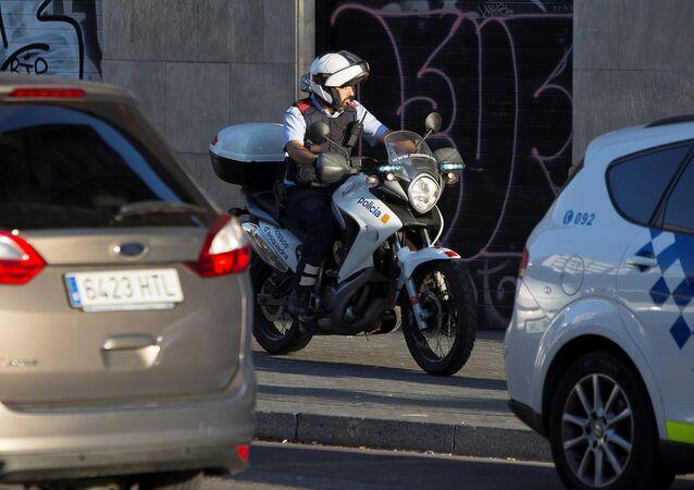Police, image d`illustration