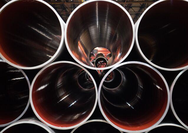 Nord Stream. Image d'illustration