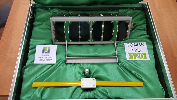 Satellite Tomsk-TPU-120 - Sputnik France