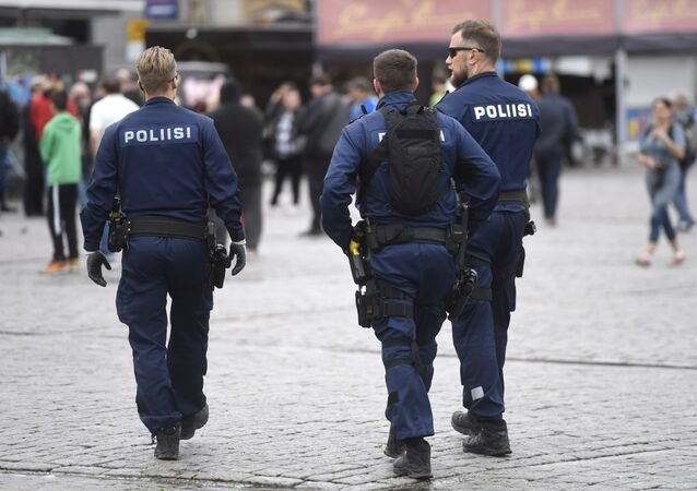 Police finlandaise