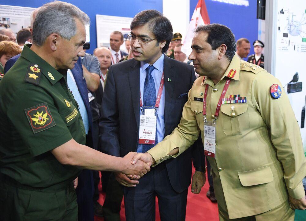Le Forum international militaro-technique Armée-2017 en Russie