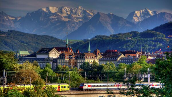 En Suisse - Sputnik France