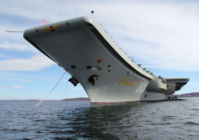 Porte-avions Amiral Kuznetsov