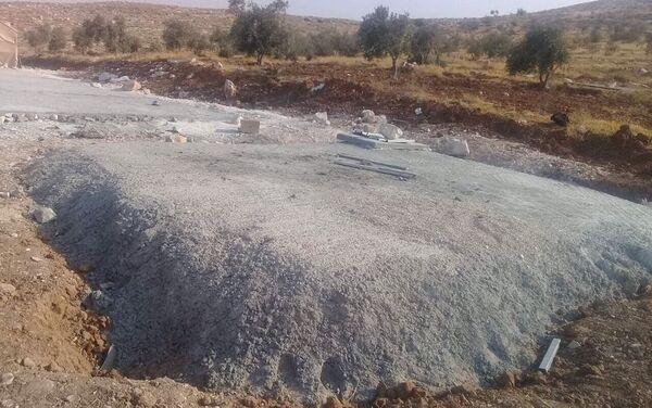Destruction d'écoles palestiniennes en Cisjordanie - Sputnik France