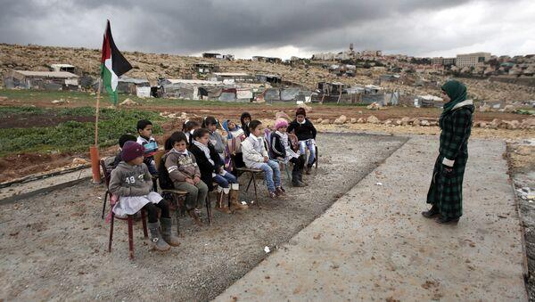 École, Palestine - Sputnik France
