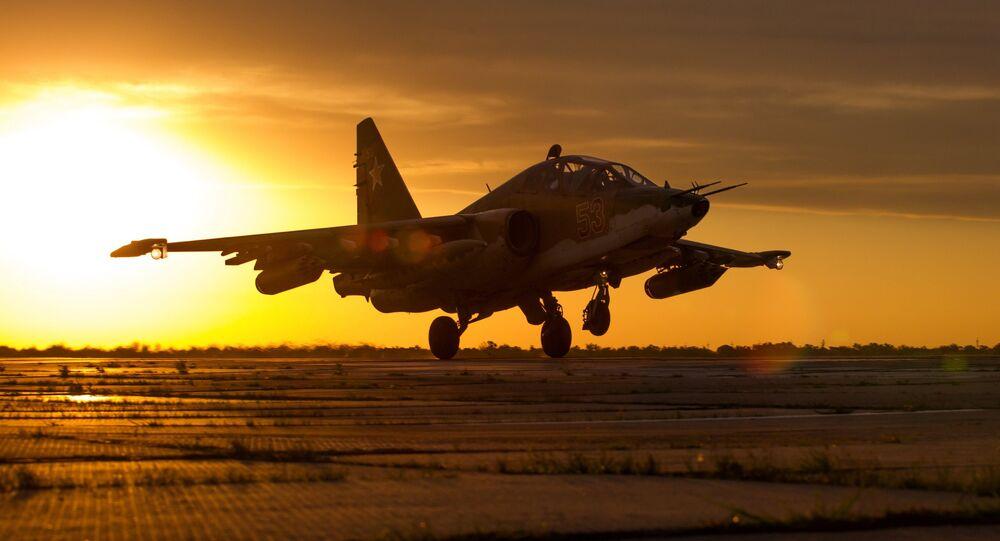 Un Su-25SM3