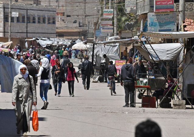 La situation en Syrie (image d'illustration)