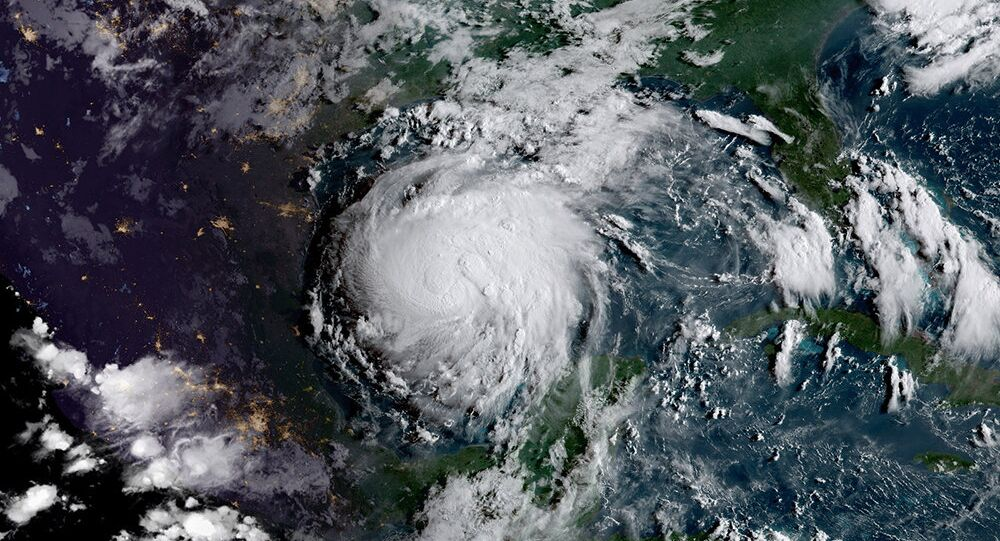 L'ouragan Harvey