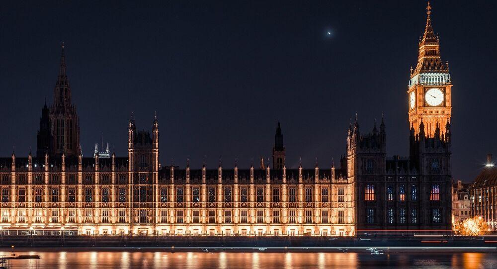 Londres, Palais de Westminster