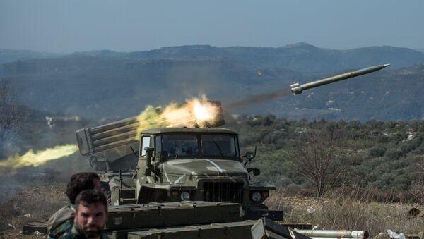 L'armée syrienne dans la province d'Idlib - Sputnik France