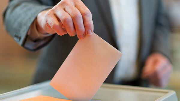 des élections fédérales en Allemagne - Sputnik France