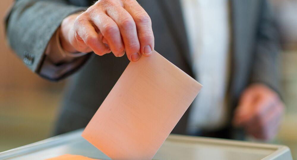 des élections fédérales en Allemagne