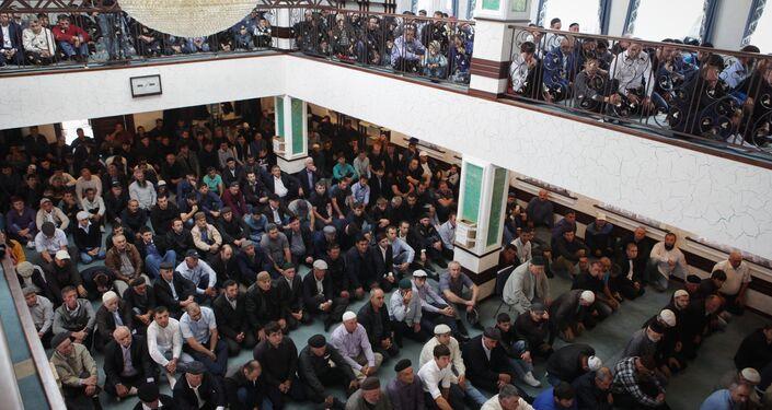Les musulmans de Russie célèbrent l'Aïd al-Adha