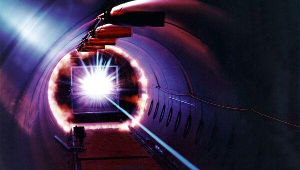 European XFEL: Sputnik découvre le plus grand laser au monde avant même son inauguration - Sputnik France
